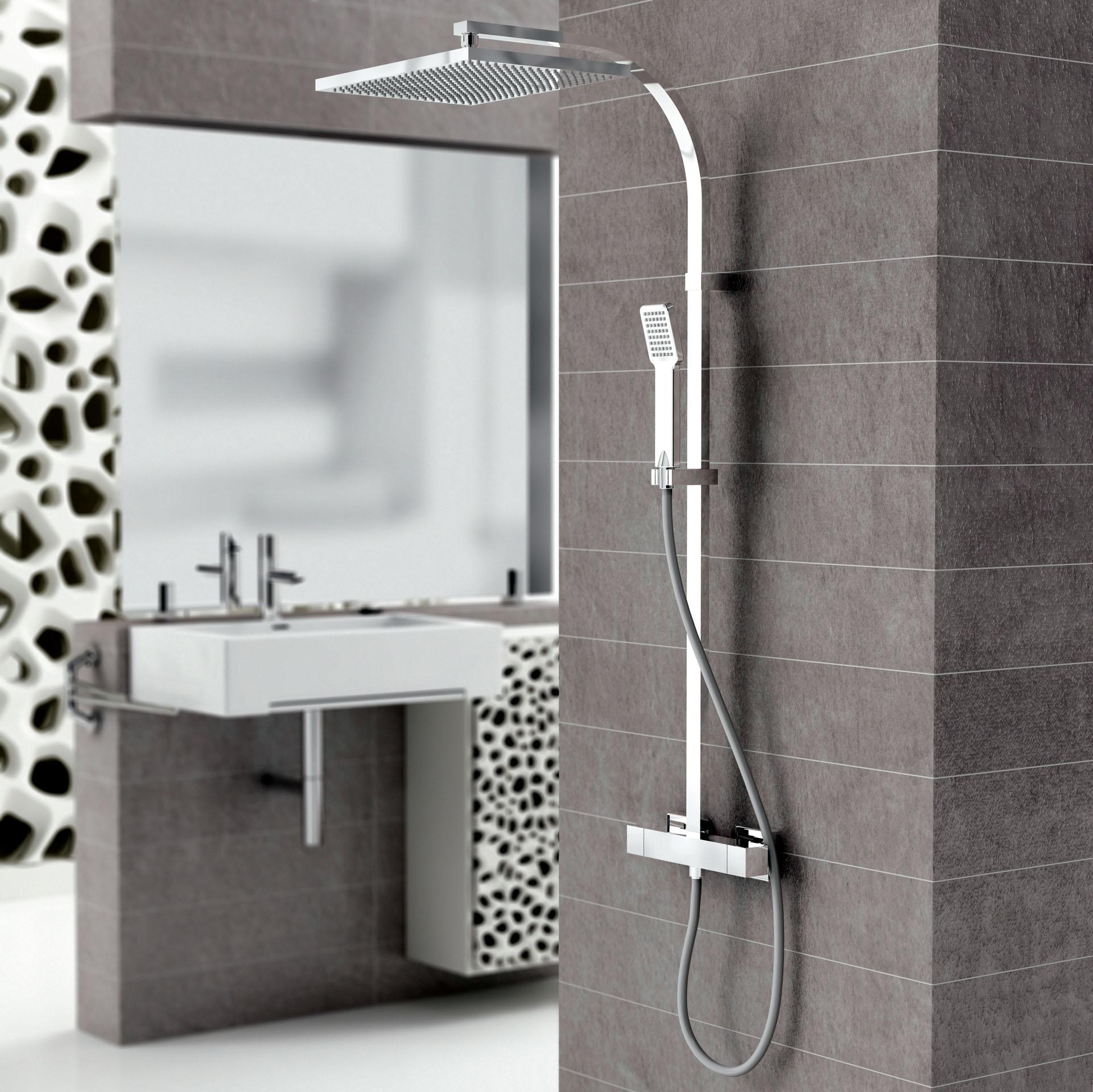 Tipos de griferias de ba os en rivas clickdecormadrid - Grifos termostaticos para ducha ...