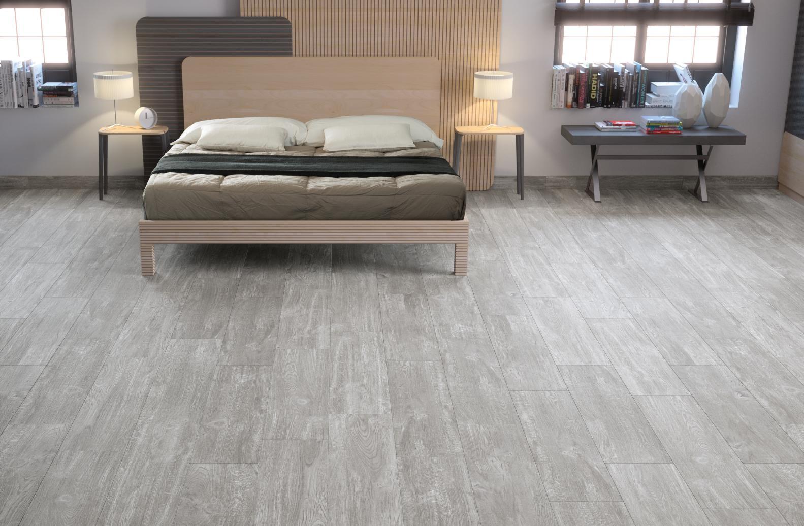 Ceracasa porcelanico madera bercy gris clickdecormadrid for Suelo porcelanico imitacion madera