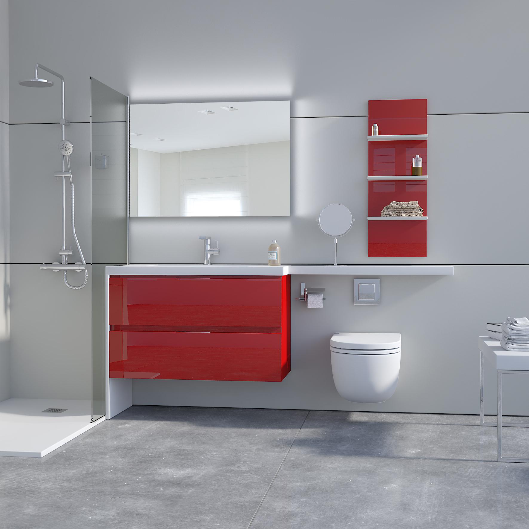 Necesitas un muebles de ba o a medida con for Muebles cuarto de bano bauhaus
