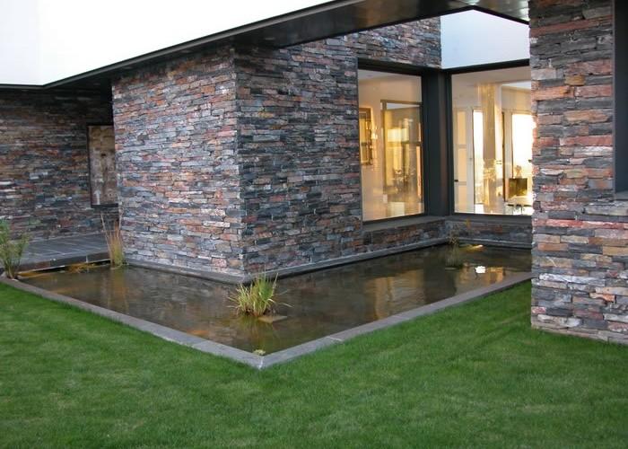 Suelos para exteriores piedra natural en rivas vaciamadrid - Piedra para exteriores casas ...